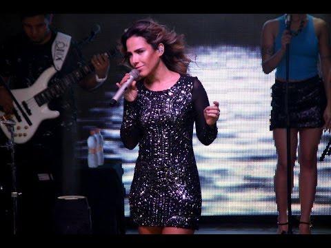 Wanessa Camargo - Live @Blue Space (20.04.2016)