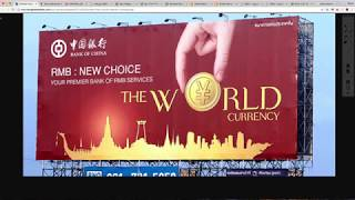 Central Banks Developing ONE WORLD CURRENCY to Replace the U.S. Dollar!