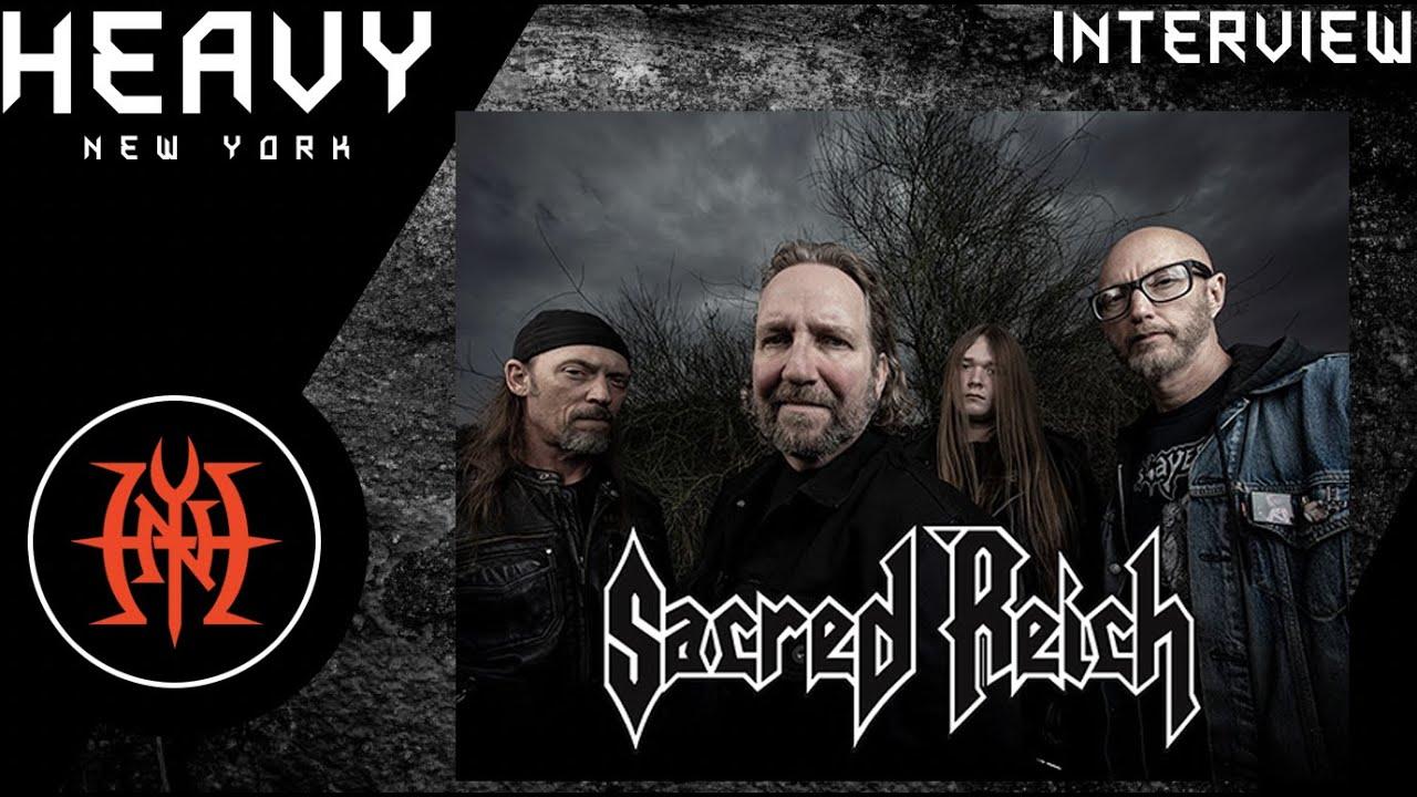 Phil Rind On New Sacred Reich Album 'Awakening': 'It's