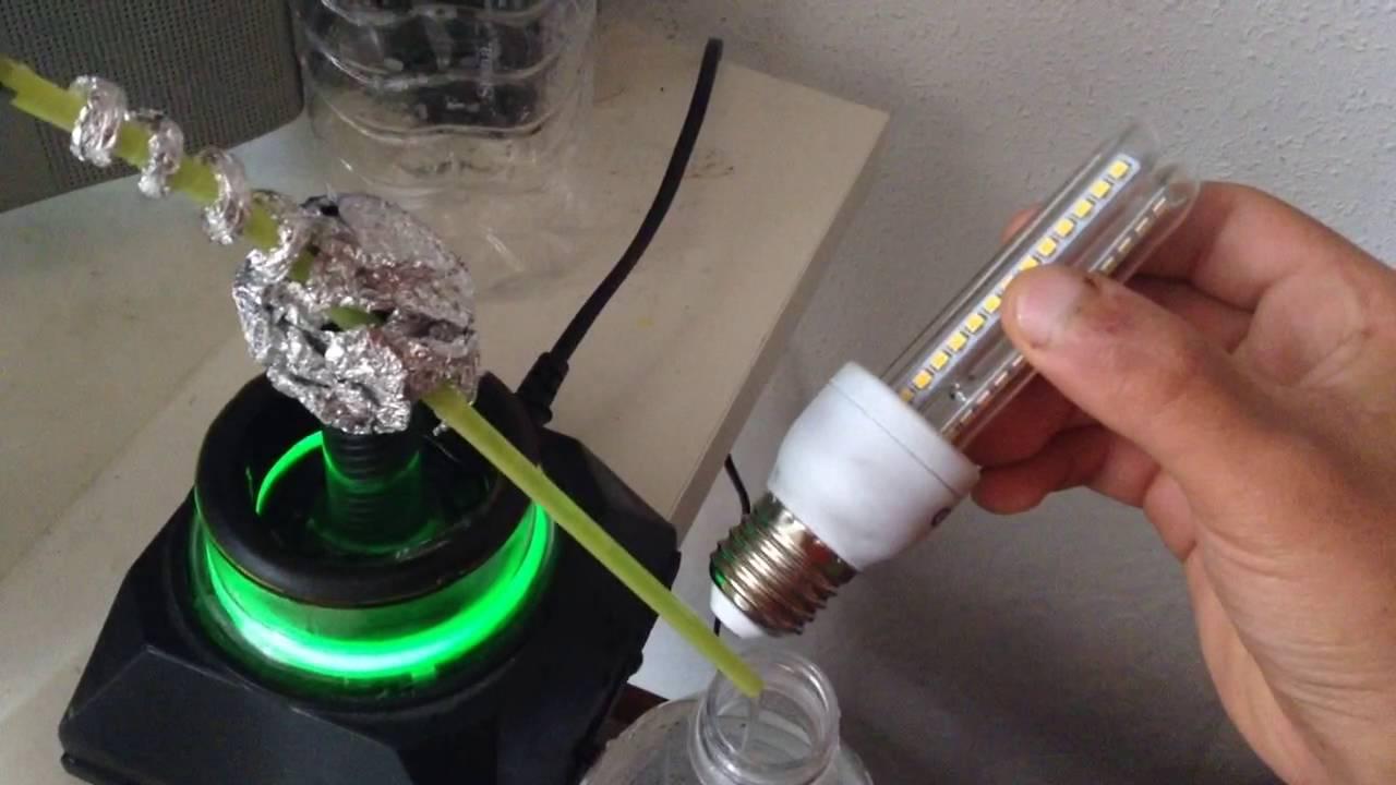 Circuito Ionizador De Agua : Ionizador de agua casero youtube