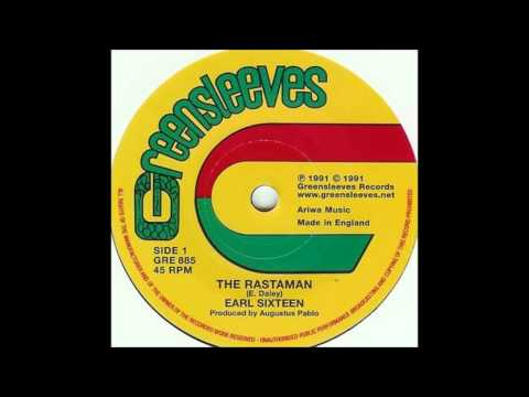 7'' Earl Sixteen   The Rastaman & Dub