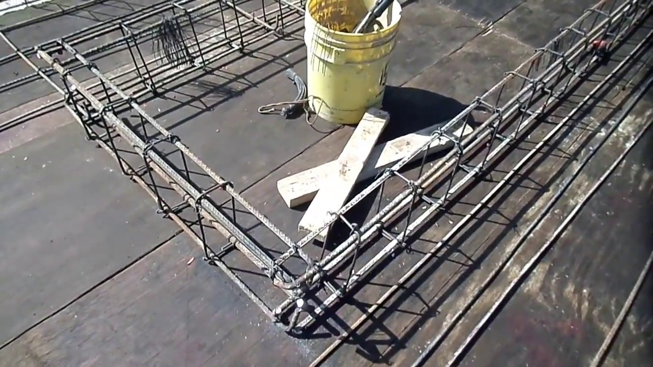 Cimbra de madera para losa acabado com n en cubo de for Pared de 15 ladrillo comun