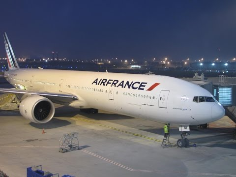 [Flight Report] AIR FRANCE | Delhi ✈ Paris | Boeing 777-300ER | Business
