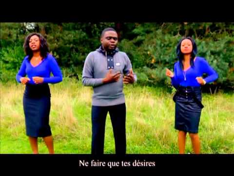Aimé Nkanu - Mon Cœur Ta Demeure (officiel ) Avec Lyric