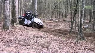 2012 GNCC The General UTV Race Mud Crossing