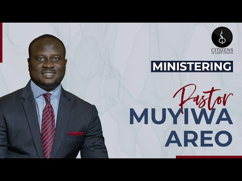 How to Receive from the Lord pt.5 - Pastor Muyiwa Areo (June 7, 2020)