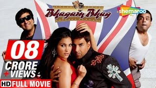 Bhagam Bhag [2006] Hindi Comedy Full Movie - Akshay Kumar - Govinda - Lara Dutta - Paresh ...