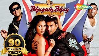 Bhagam Bhag [2006] Hindi Comedy Full Movie - Akshay Kumar - Govinda - Lara Dutta - Paresh Rawal