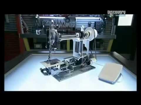 Устройство и работа швейной