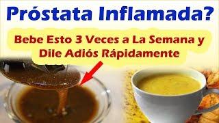 COMO DESINFLAMAR LA PRÓSTATA NATURALMENTE Remedios Caseros Para La Próstata Inflamada