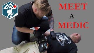 Meet a Medic: Jamie Matthews