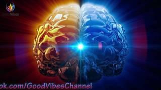 Brain Hemisphere Synchronization ☯ Delta Binaural Beats (Pure) ☯ Ac...