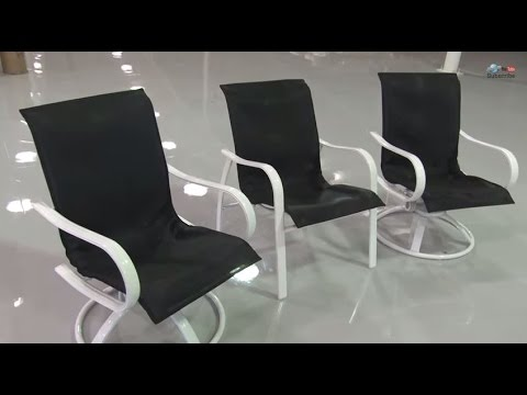 Sling Chair Cover Replacement (Pocket Envelope Style) For Patio Furniture Part 82