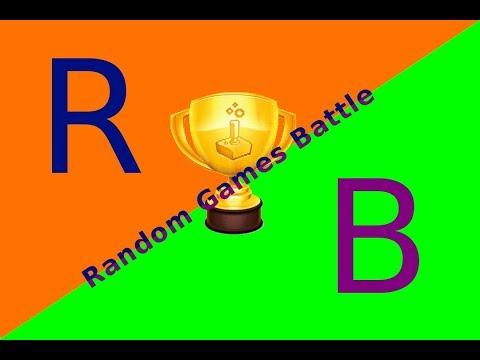 RGB Round 2 - Aaron vs Finn