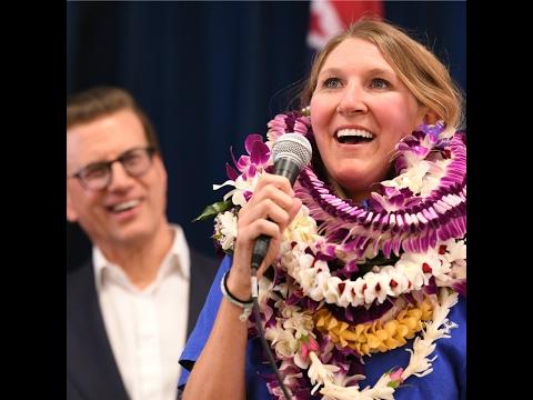 Kelly Sutcliffe, Welcome to Hawaiis Milken Educator Ohana! EXTENDED