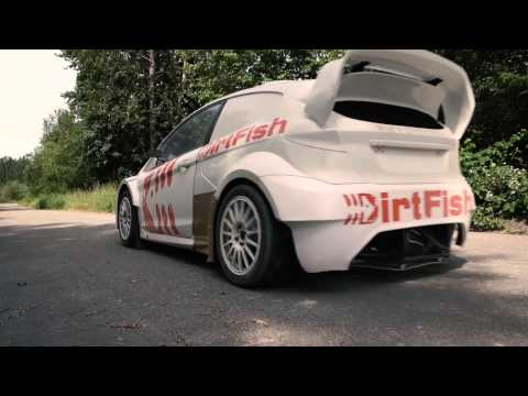Dirtfish GRC Episode 1 - Meet Tanner Whitten