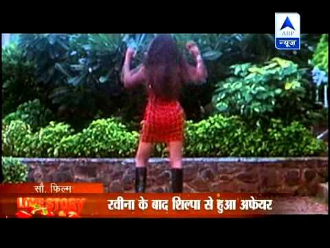 Love Story  Love Story between Raveena TandonAkshay KumarShilpa Shetty