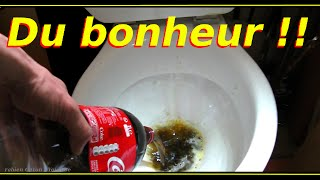 Gambar cover Coca Cola expérience détartrant,dégraissant,anti-rouille remi gaillard nouveauté 2015 (fake Lol)2014