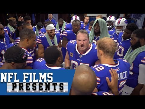 Kyle Williams: How He Mastered Pregame Speeches and ***** Defensive Work   NFL Films Presents