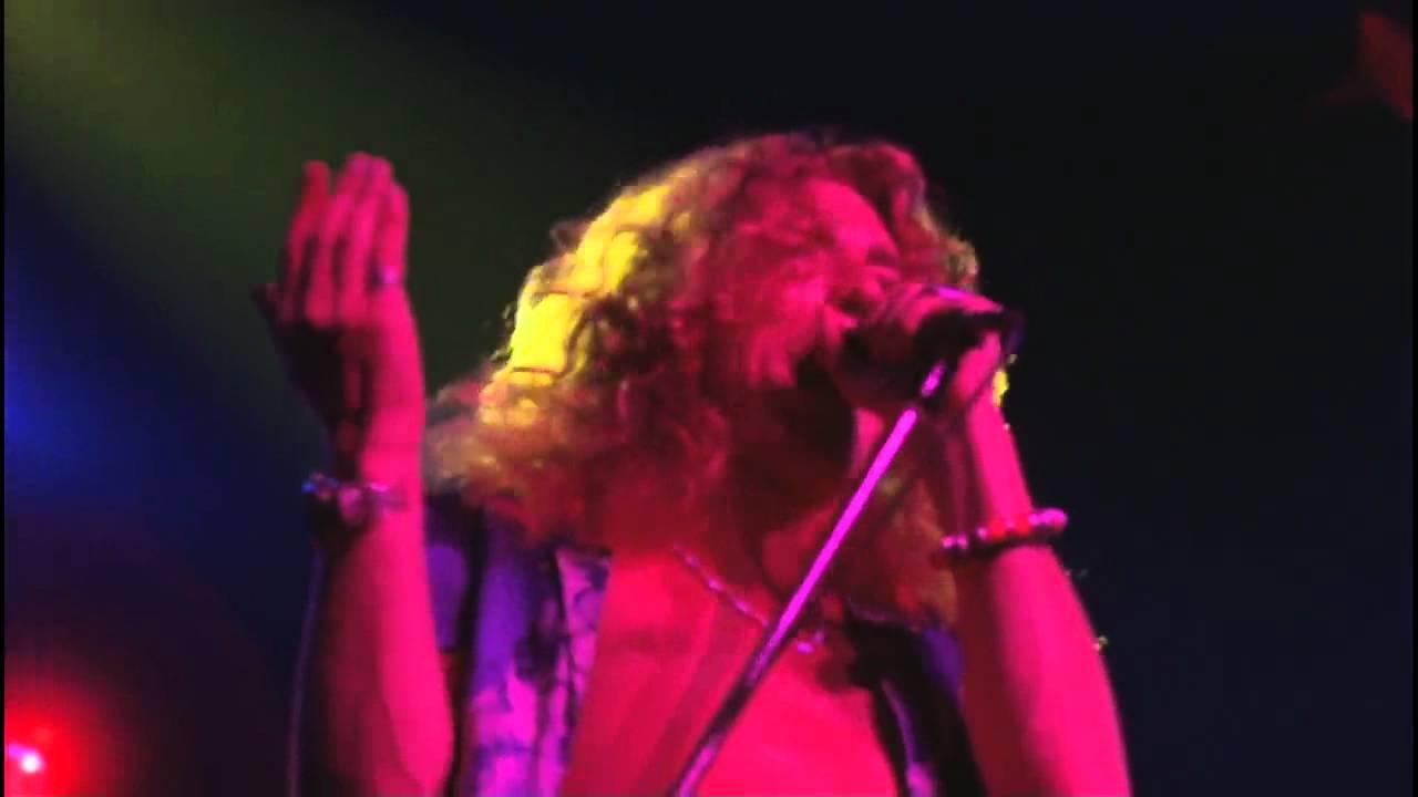 Led Zeppelin - Stairway To Heaven Live (HD)