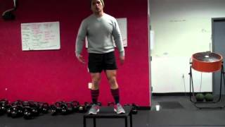 Why do my knees hurt from jumping? Tough Mudder Training