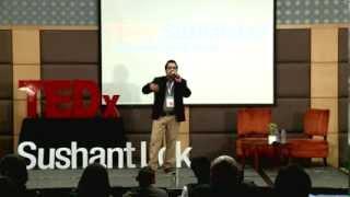 The art of creating your own reality: Tatva Kundalini at TEDxSushantLok