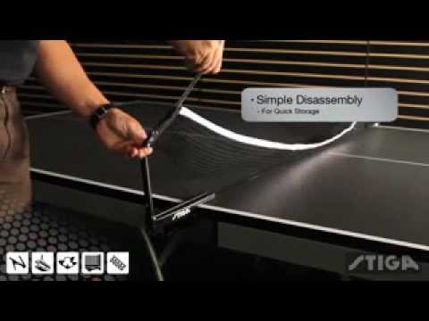 How To Assemble Table Tennis Net By Jasper Reales From