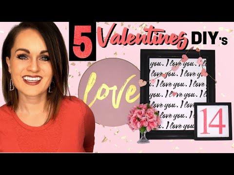 5 Way COOL, Dirt CHEAP DIY Valentines Decor Ideas!