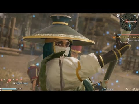 Dynasty Warriors 9 - Pang Tong - Open World Free Roam Gameplay (PS4 HD) [1080p60FPS]