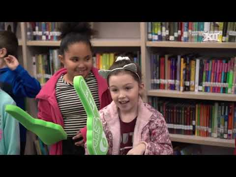 Morgantown Elementary School Receives Upgraded Library