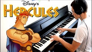 "Disney's HERCULES - ""Go the Distance"" (Piano Cover)"