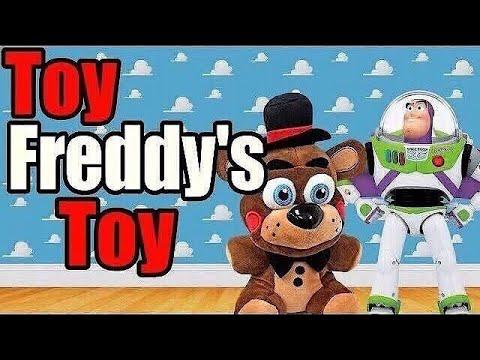FNAF Plush - Toy Freddy's Toy