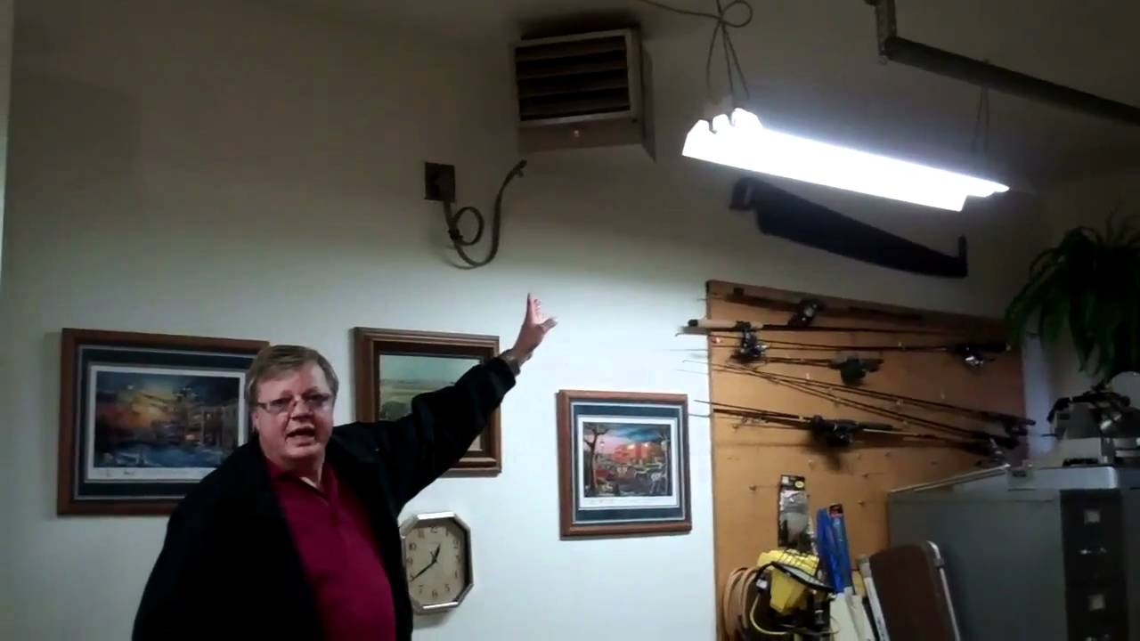 Electric Garage Heaters  YouTube