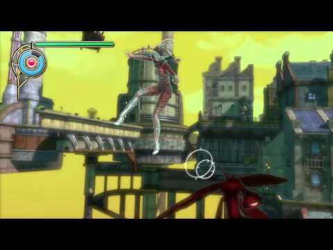 Gravity Rush Remastered part 3 industrial zone