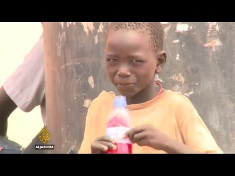 South Sudan's street children struggle to survive