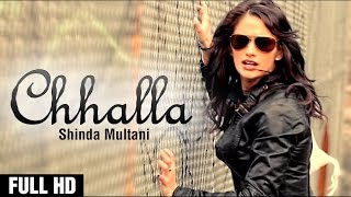 Shinda Multani | Challa | Punjabi Sad Songs | Punjabi Romantic Songs 2017 | Trendz Music
