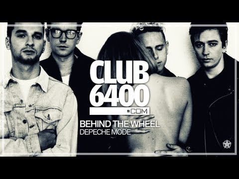 Depeche Mode - Behind the Wheel (1987) - CLUB 6400 - 80s Music
