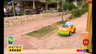 Pilsan Matrix akülü kumandalı araba