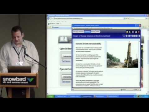 Introduction to CourseConnect Learning Management System Solutions | InstructureCon 2011
