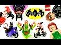 LEGO Batman Gotham Girls Minifigure Collection w/ Catwoman Harley Quinn & Poison Ivy