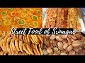 Street Food of Srinagar in Jammu and Kashmir