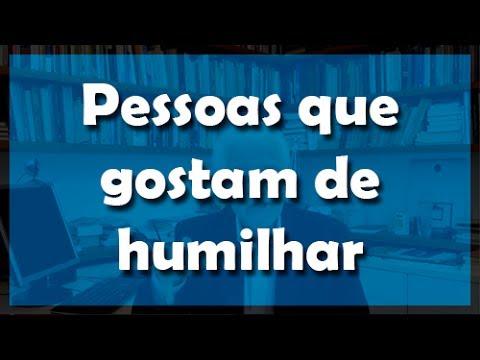 Pessoas Que Gostam De Humilhar Flávio Gikovate Youtube