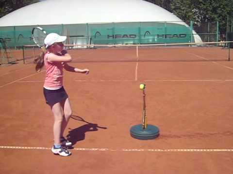 Восемь тренажеров для обучения теннису. Советы, как их 9