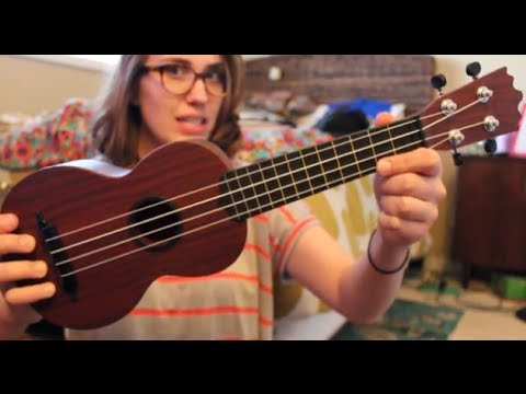 On The Road Again Ukulele Cover Woodi Review By Danielle Ate The