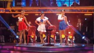 Professional Swing - Strictly Come Dancing 2011
