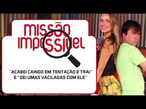 Missao Impossível - Edição Completa - 18/05/16