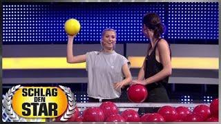Spiel 11 - Karussell-Ball - Schlag den Star