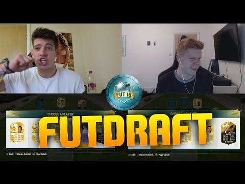 MOST DEADLY ATTACK!? - Fifa 16 5 Minute FutDraft vs Jack54HD on Ultimate Team