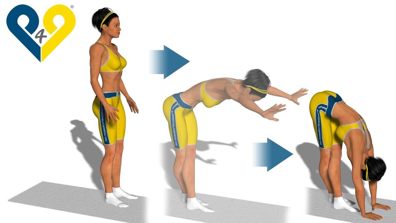 Stretching Des Iliotibialis Muskel - YouTube
