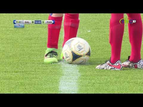 CODICADER 2016 FOOTBALL EL SALVADOR VS PANAMA